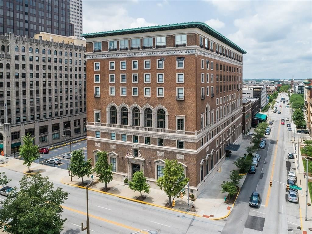 350 North Meridian Street #807, Indianapolis, IN 46204 - #: 21687252