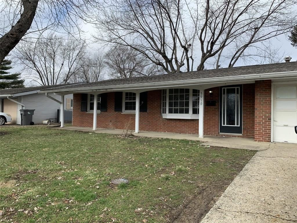 5910 Allendale Drive, Indianapolis, IN 46224 - #: 21689252