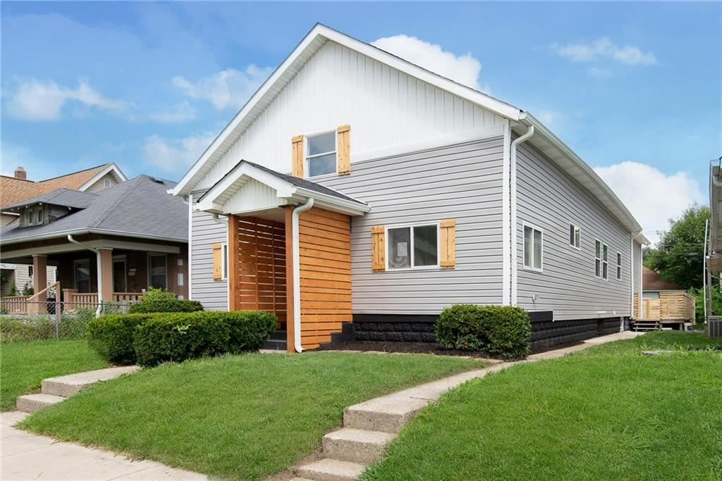 4131 BOULEVARD Place, Indianapolis, IN 46208 - #: 21739252
