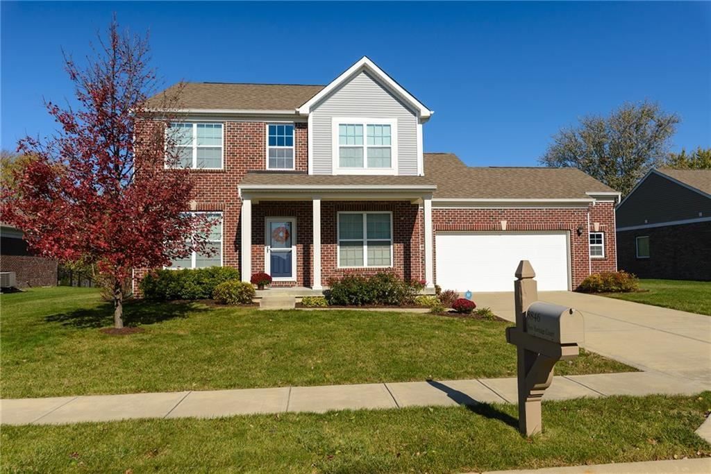 8846 NEW HERITAGE Court, Indianapolis, IN 46239 - #: 21768252