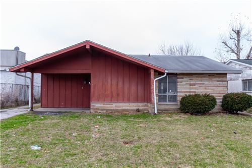 Photo of 2520 BROUSE Avenue, Indianapolis, IN 46218 (MLS # 21690253)