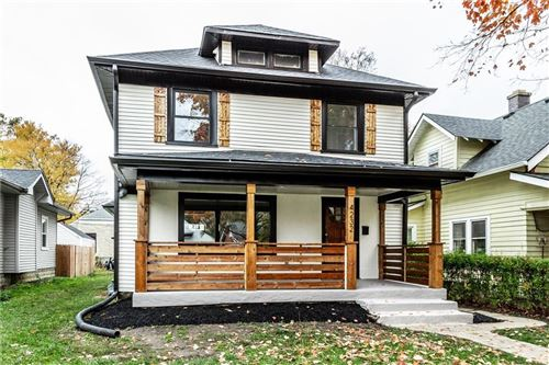 Photo of 4232 Sunset Avenue, Indianapolis, IN 46208 (MLS # 21746253)