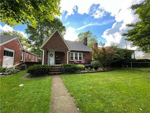 Photo of 6184 Rosslyn Avenue, Indianapolis, IN 46220 (MLS # 21789253)