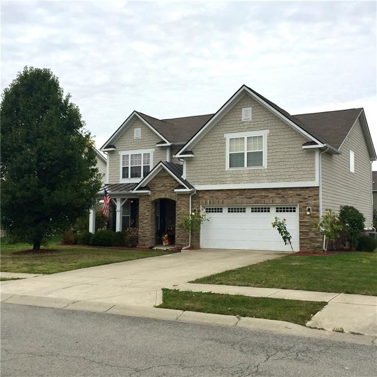 8604 Wildview Court, Indianapolis, IN 46278 - #: 21678253