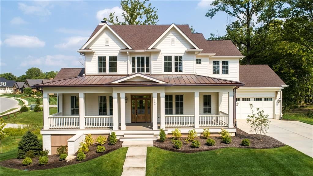 900 Oak Terrace Road, Westfield, IN 46074 - #: 21703253