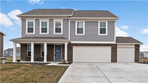Photo of 5538 West Woodstock Trail, McCordsville, IN 46055 (MLS # 21698255)