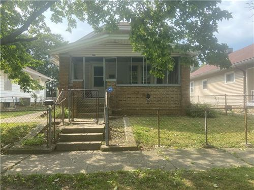 Photo of 1934 Adams Street, Indianapolis, IN 46218 (MLS # 21740255)