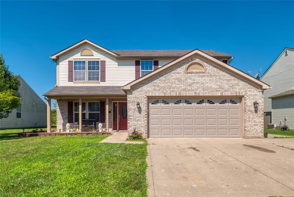 950 Weeping Way Lane, Avon, IN 46123 - #: 21685255