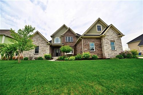 Photo of 9977 Backstretch, Fishers, IN 46040 (MLS # 21661256)