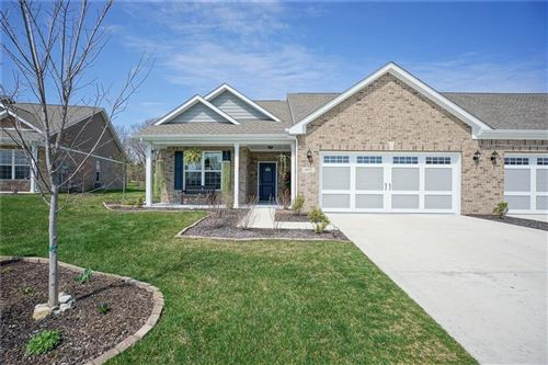 Photo of 4052 Galena Drive, Avon, IN 46123 (MLS # 21703256)