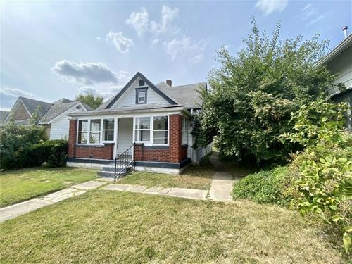 Photo of 3934 Byram Avenue, Indianapolis, IN 46208 (MLS # 21742256)