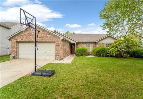 Photo of 10328 CERULEAN Drive, Noblesville, IN 46060 (MLS # 21813256)