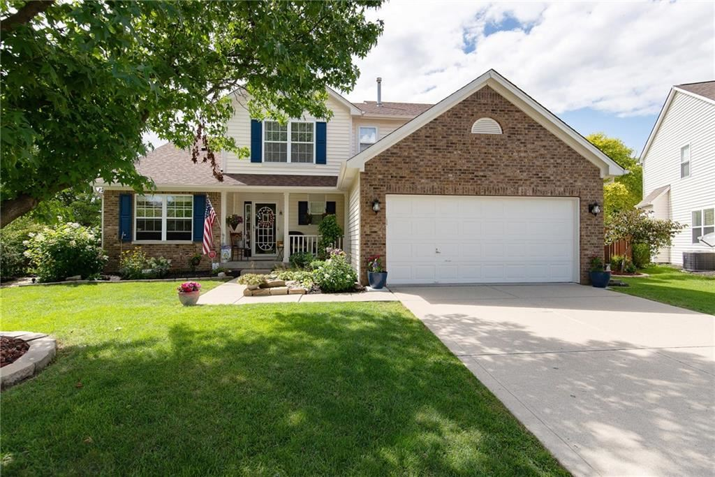10112 Beresford Court, Fishers, IN 46038 - #: 21730256
