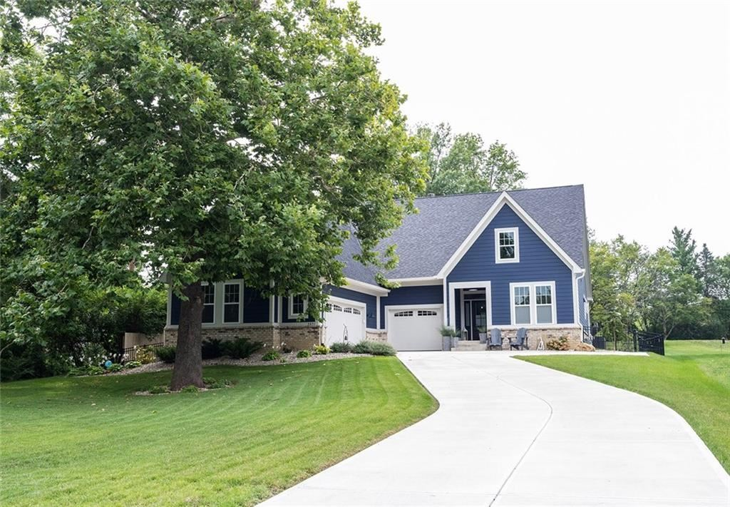 5851 75th Street, Indianapolis, IN 46250 - #: 21736256