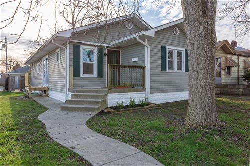 Photo of 1331 North CHESTER Avenue, Indianapolis, IN 46201 (MLS # 21703257)