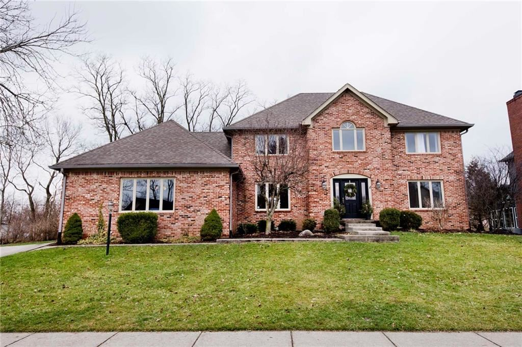 8704 Sargent Creek Lane, Indianapolis, IN 46256 - #: 21689257