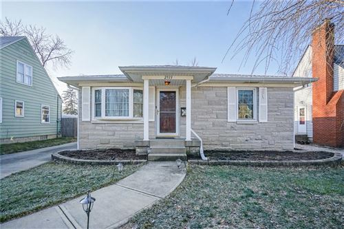 Photo of 2513 East 57TH Street, Indianapolis, IN 46220 (MLS # 21694258)