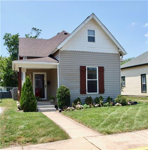 Photo of 72 North Brewer Street, Greenwood, IN 46142 (MLS # 21723258)