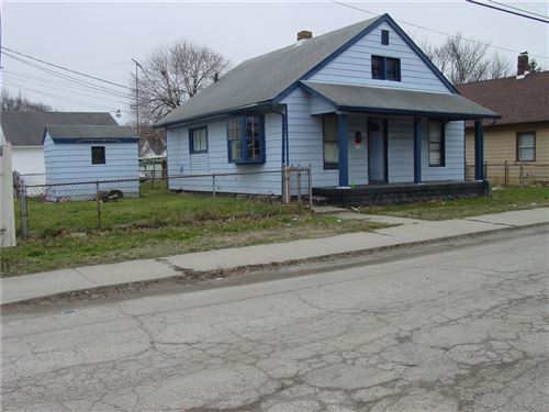 Photo of 2131 West Ray Street, Indianapolis, IN 46221 (MLS # 21761258)