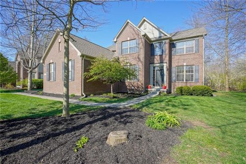 Photo of 6546 Briarwood Place, Zionsville, IN 46077 (MLS # 21779258)