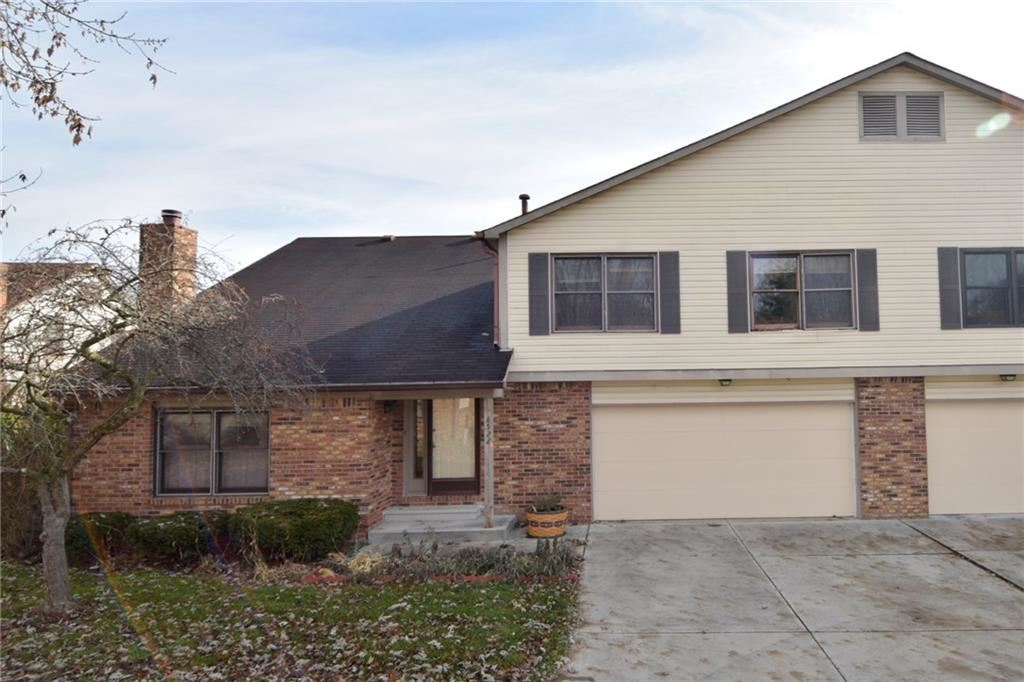 8522 Chapel Pines Drive #95, Indianapolis, IN 46234 - #: 21684258