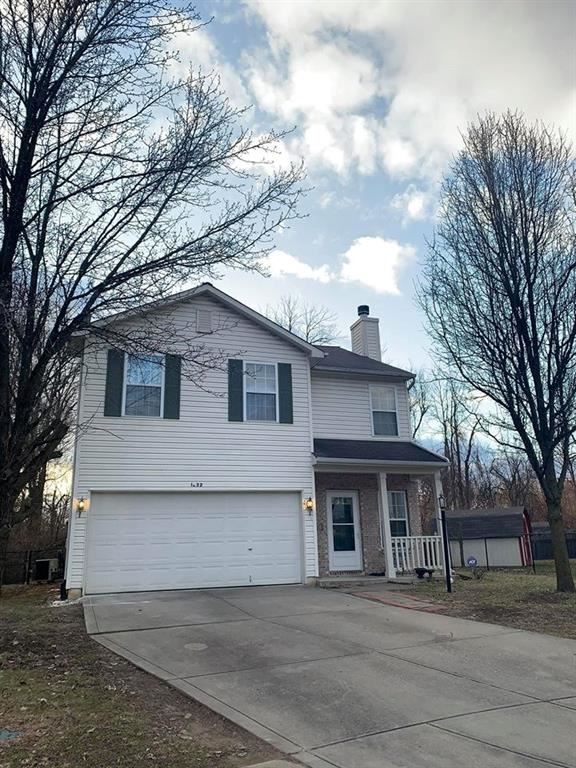 1232 Maple Stream Drive, Indianapolis, IN 46217 - #: 21696258
