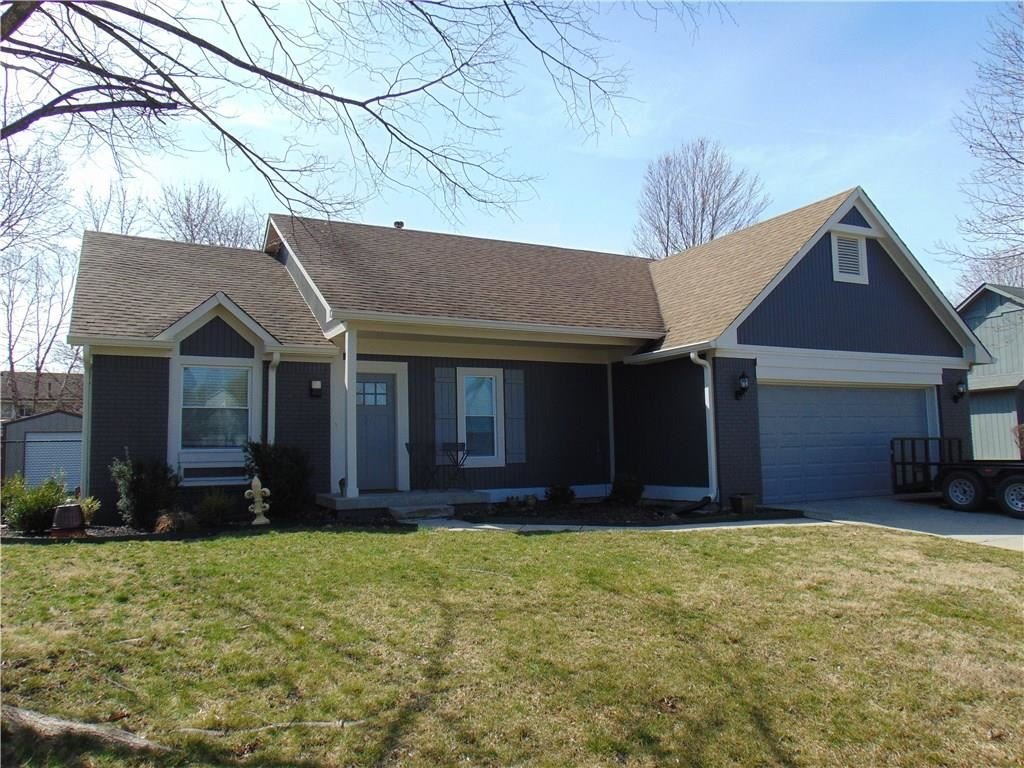 Photo of 7783 Kemble Court, Fishers, IN 46038 (MLS # 21700258)