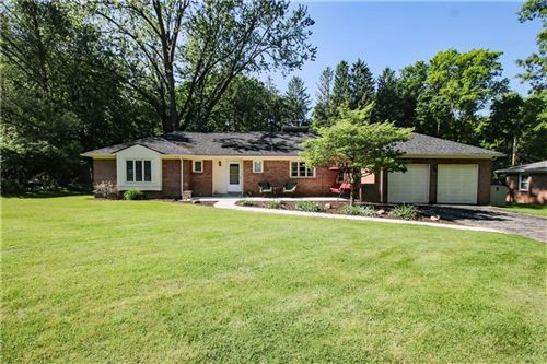Photo of 10427 Orchard Park S Drive, Indianapolis, IN 46280 (MLS # 21715259)