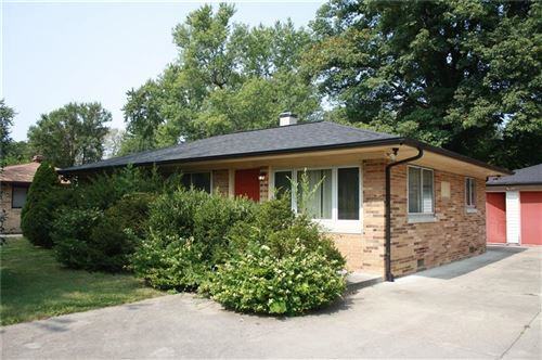 Photo of 6632 West 13th Street, Indianapolis, IN 46214 (MLS # 21739259)