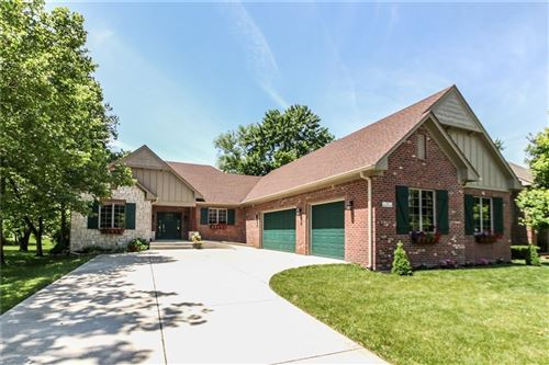 Photo of 843 Wilderness Lane, Greenwood, IN 46142 (MLS # 21760260)