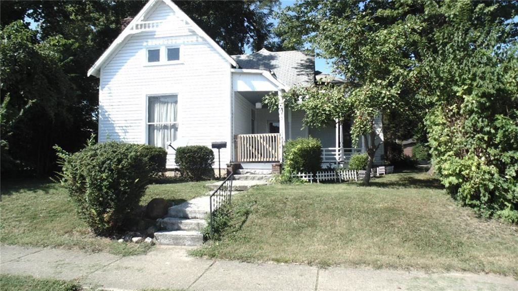 510 East North, Greenfield, IN 46140 - #: 21667260