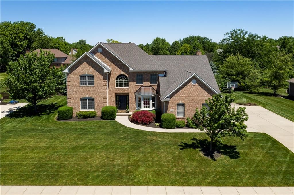 Photo of 1650 Northwind, Brownsburg, IN 46112 (MLS # 21716260)