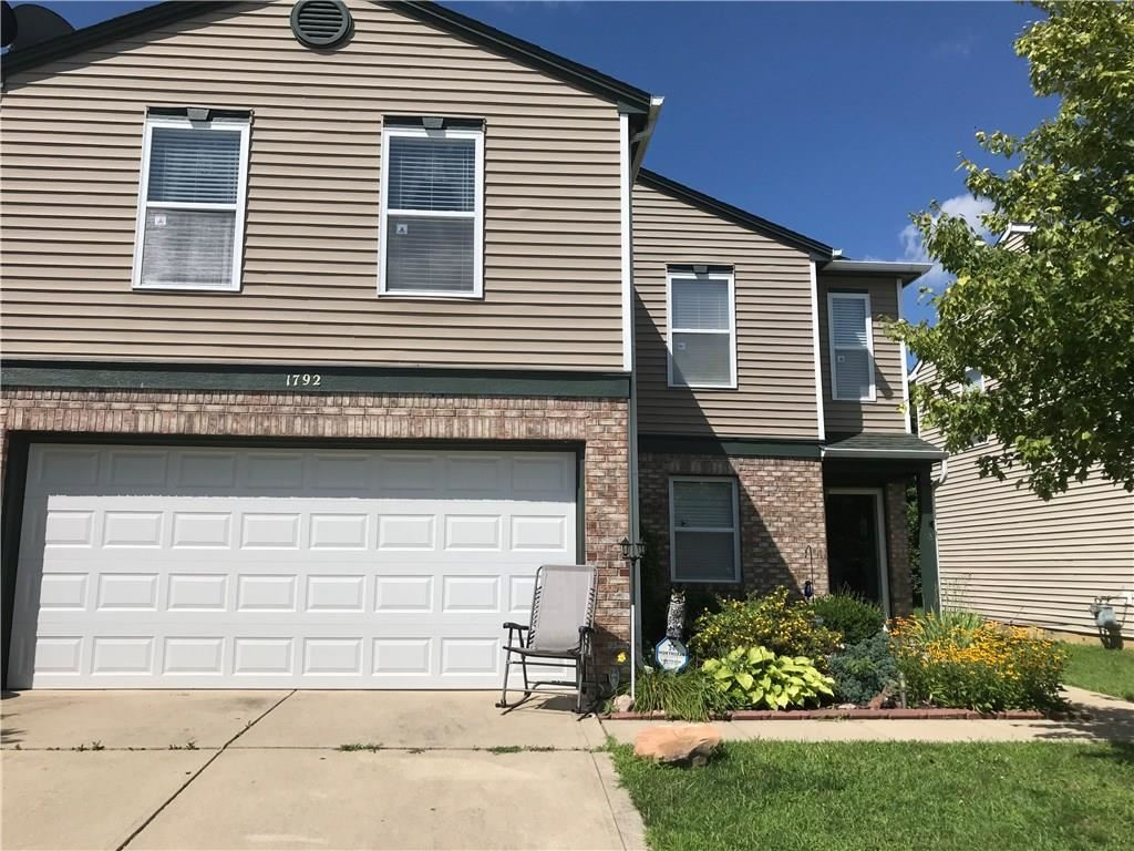 1792 Feather Reed Lane, Greenwood, IN 46143 - #: 21730261