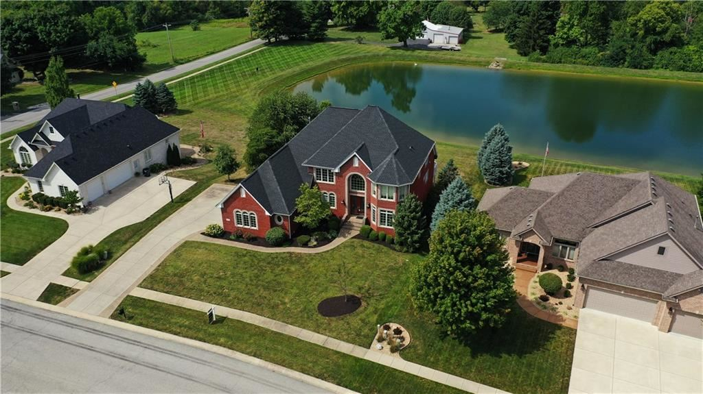 3082 Coventry Lane, Greenwood, IN 46143 - #: 21732261