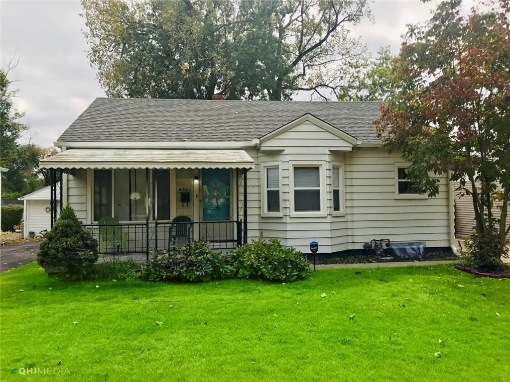 4301 East 36TH Street, Indianapolis, IN 46218 - #: 21742262