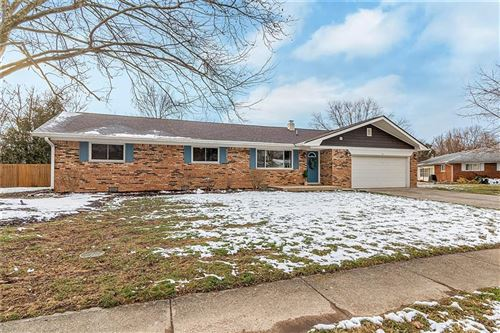 Photo of 8350 Burn Court, Indianapolis, IN 46217 (MLS # 21697263)