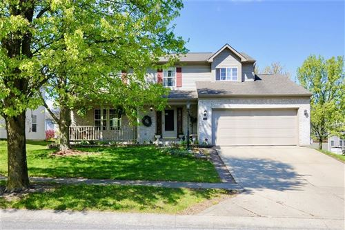 Photo of 1460 Derbyshire Drive, Greenwood, IN 46143 (MLS # 21779263)
