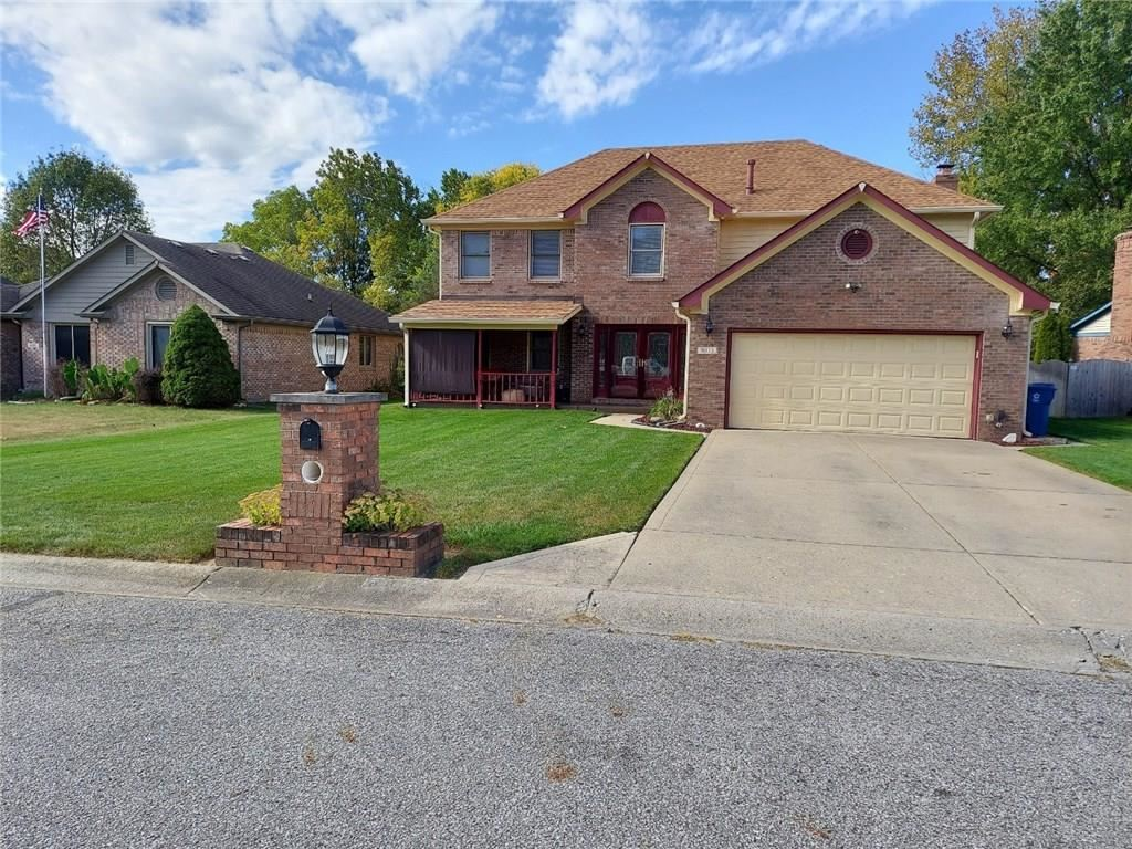 9077 Bakeway Drive, Indianapolis, IN 46231 - #: 21743263