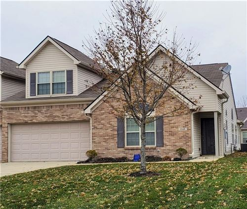 Photo of 2148 Heathrow Court, Brownsburg, IN 46112 (MLS # 21682264)
