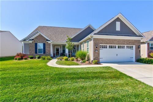 Photo of 16271 Loire Valley Drive, Fishers, IN 46037 (MLS # 21729264)