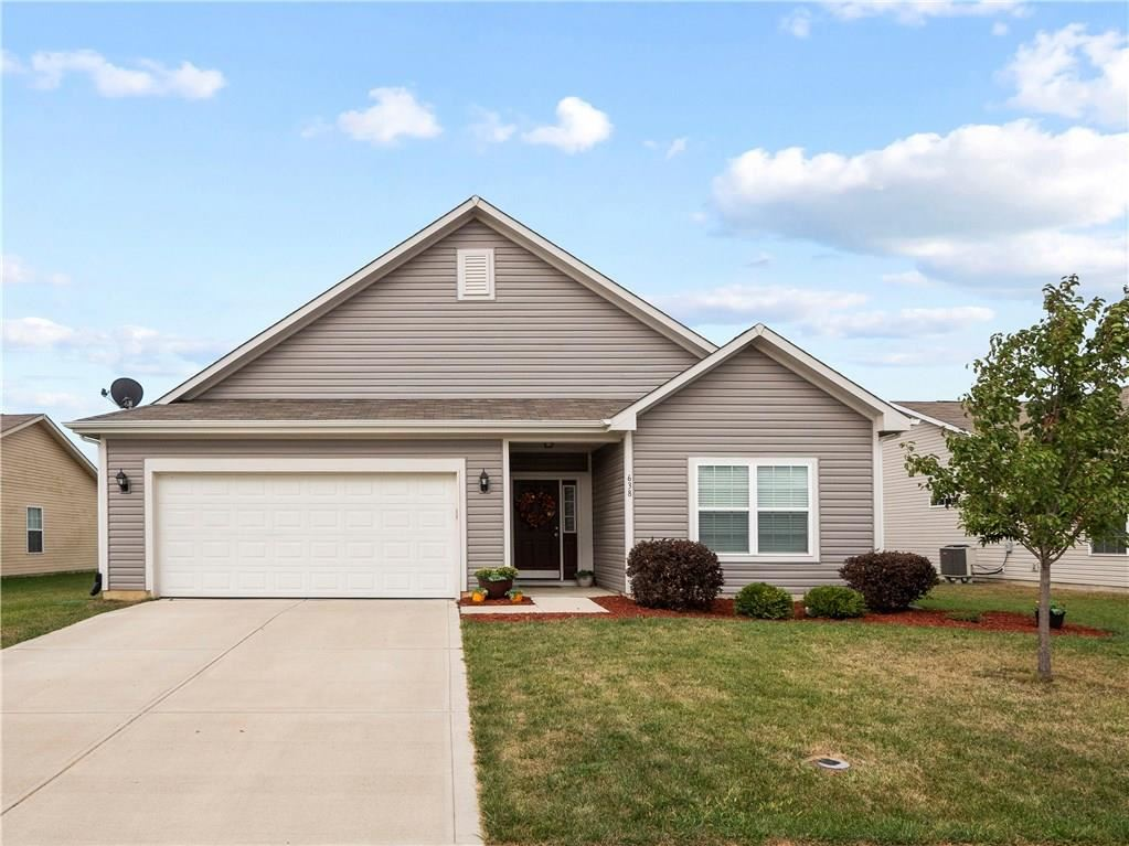 638 Bobtail Drive, Greenfield, IN 46140 - #: 21743264