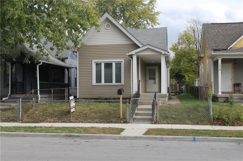 1249 South Reisner Street, Indianapolis, IN 46221 - #: 21678265
