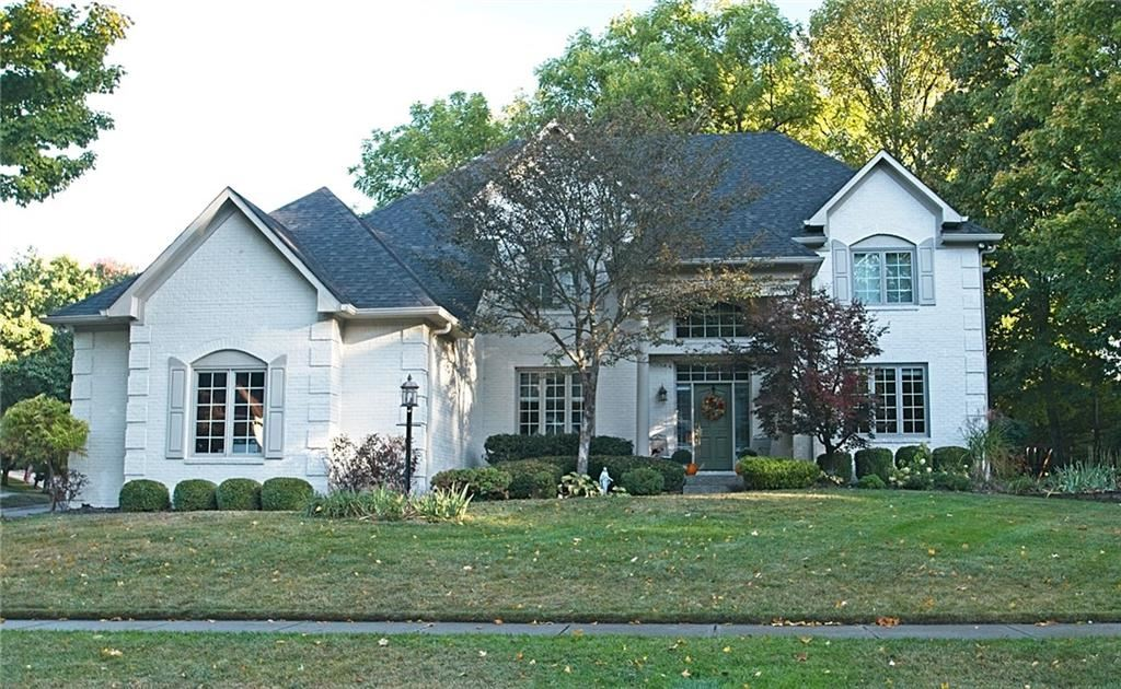 8717 Admirals Woods Circle, Indianapolis, IN 46236 - #: 21743265