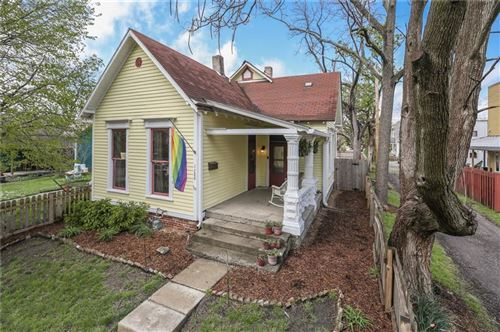 Photo of 1122 East 9TH Street, Indianapolis, IN 46202 (MLS # 21781266)