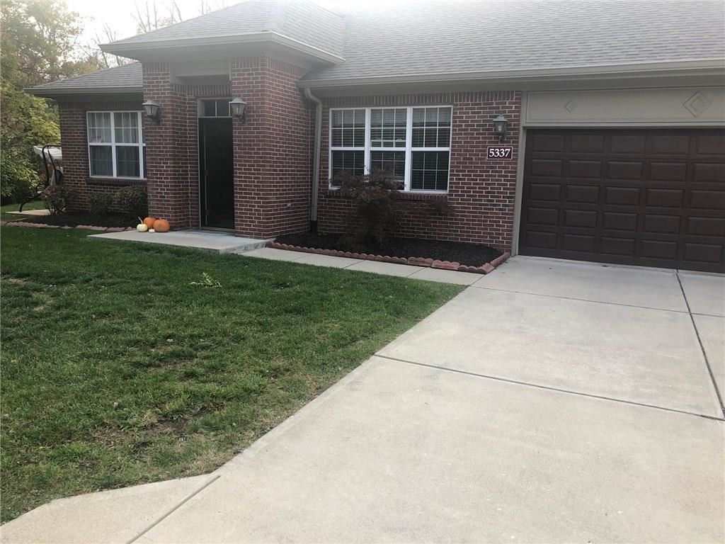 5337 Ladywood Knoll Place, Indianapolis, IN 46226 - #: 21682266