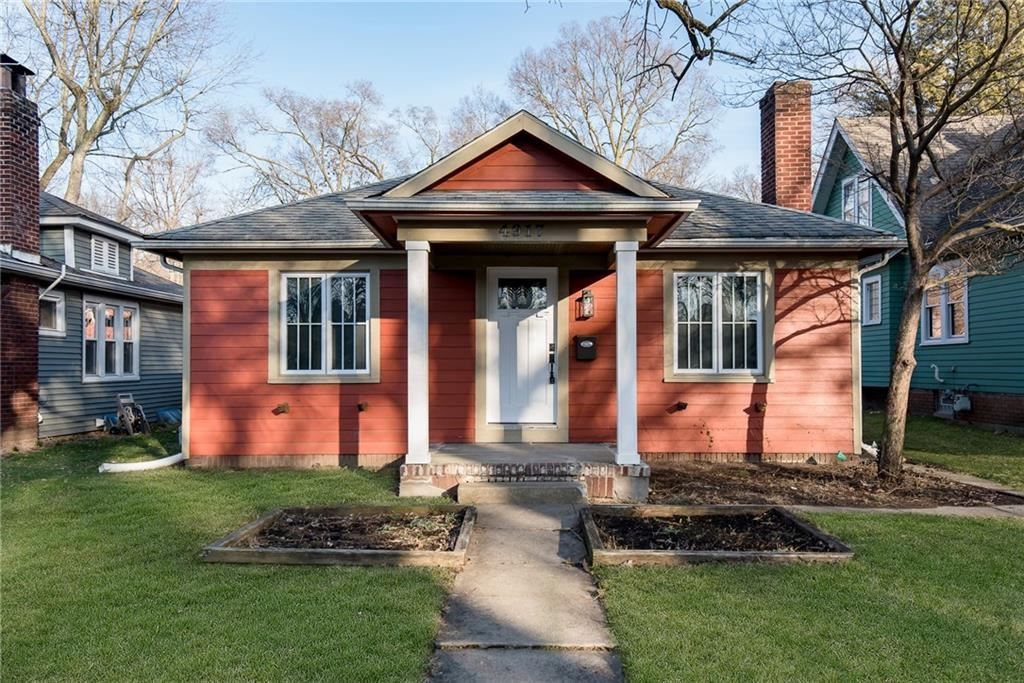 4917 Guilford Avenue, Indianapolis, IN 46205 - #: 21695266