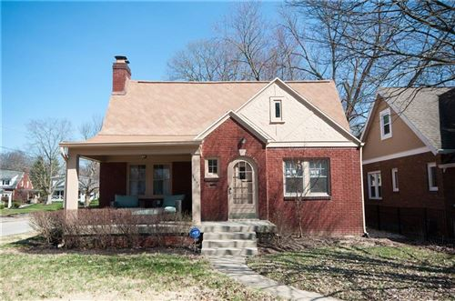 Photo of 5697 Broadway Street, Indianapolis, IN 46220 (MLS # 21702267)