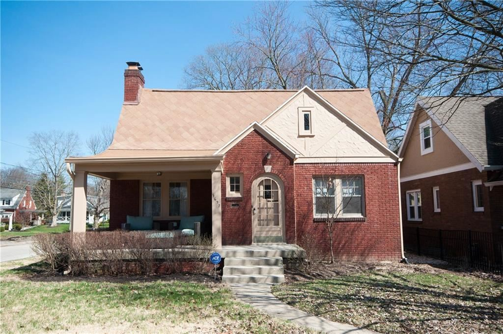 5697 Broadway Street, Indianapolis, IN 46220 - #: 21702267