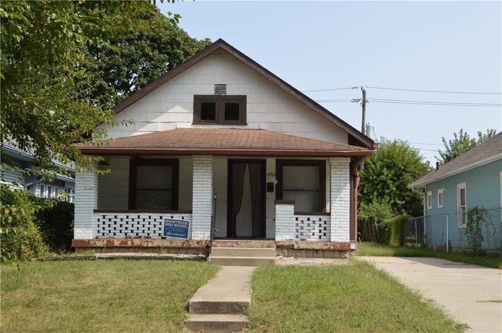 1363 North Kealing Avenue, Indianapolis, IN 46201 - #: 21736267