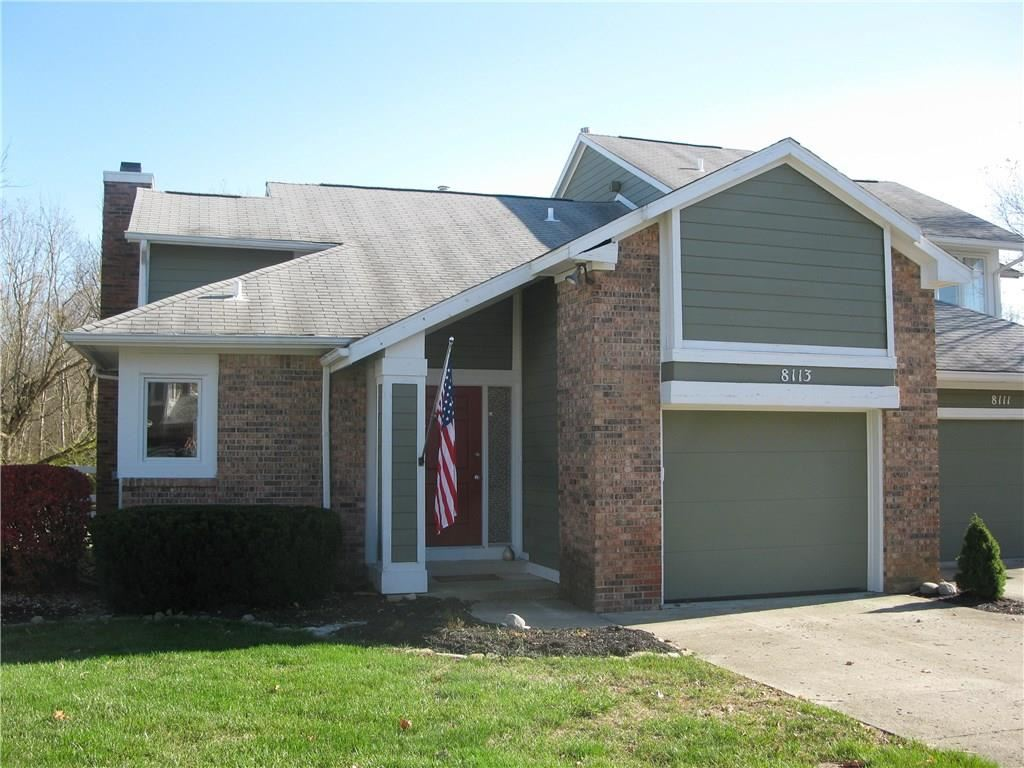 8113 Talliho Drive, Indianapolis, IN 46256 - #: 21751267
